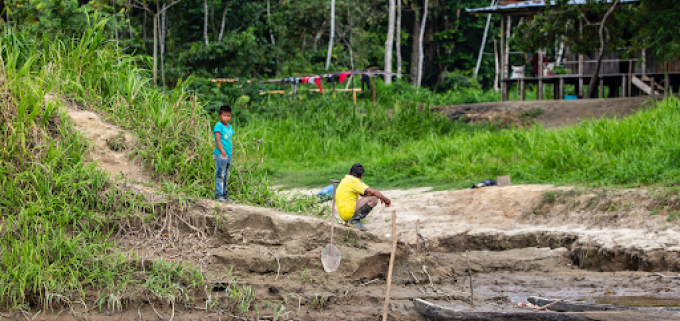 Effects of deforestation on indigenous communities